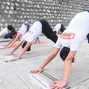 7 days and 14 days yoga retreat in rishikesh at yoganandham