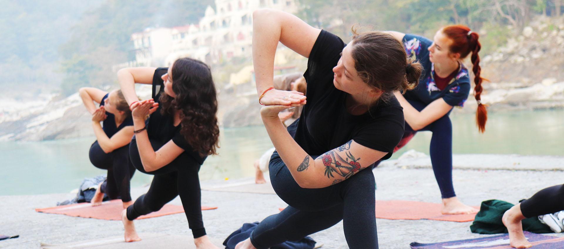 Yoga Retreats In Rishikesh Yoga Teacher Training In Rishikesh